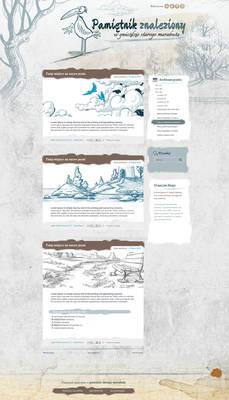 Blog - blogspot template design and development