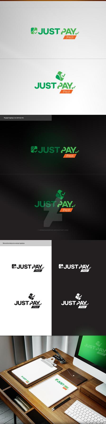 justpay - logo by webdesigner1921