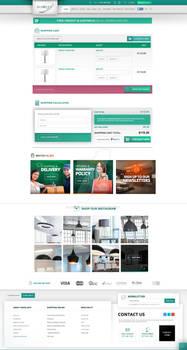 Eurolight - store design