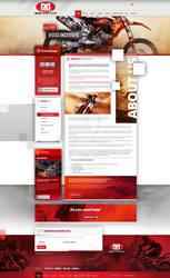 Moss institute - website design