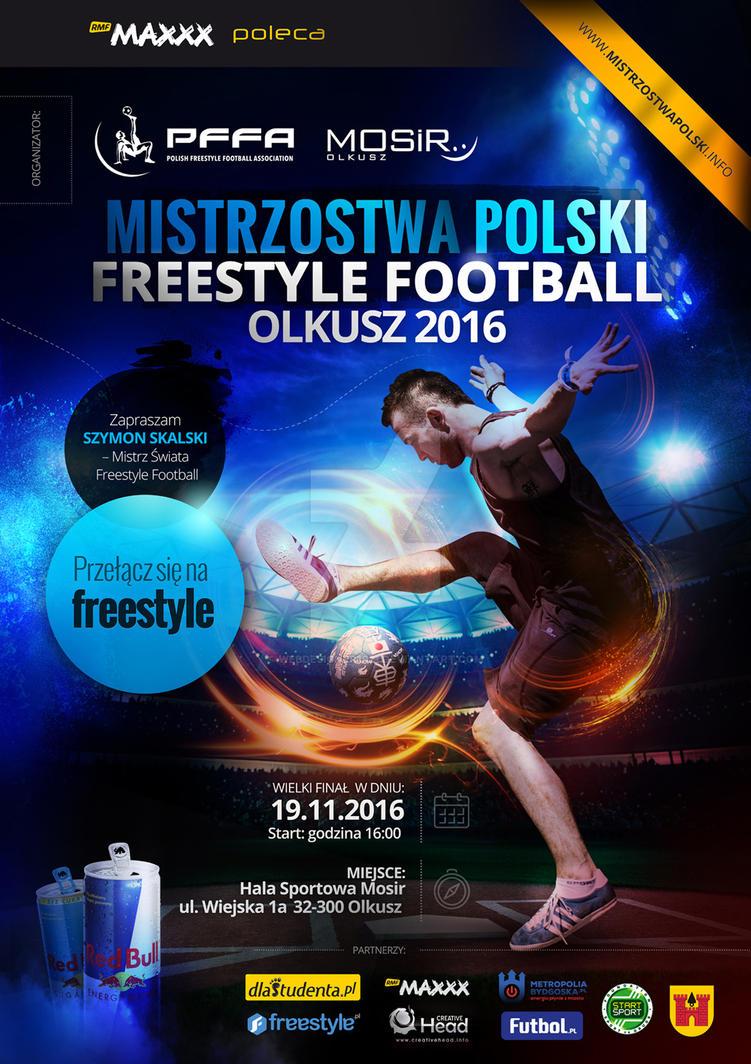 1PFFA poster design by webdesigner1921