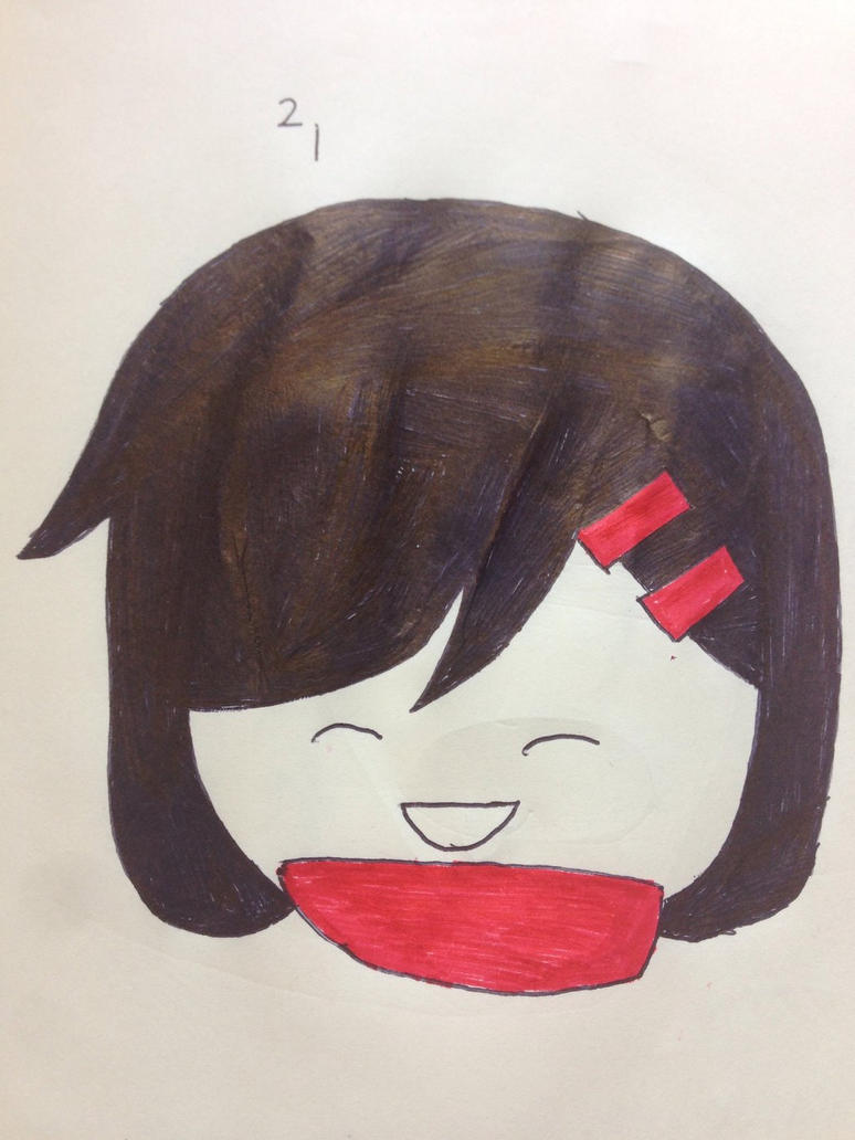 Ayano-chan by cobalt174