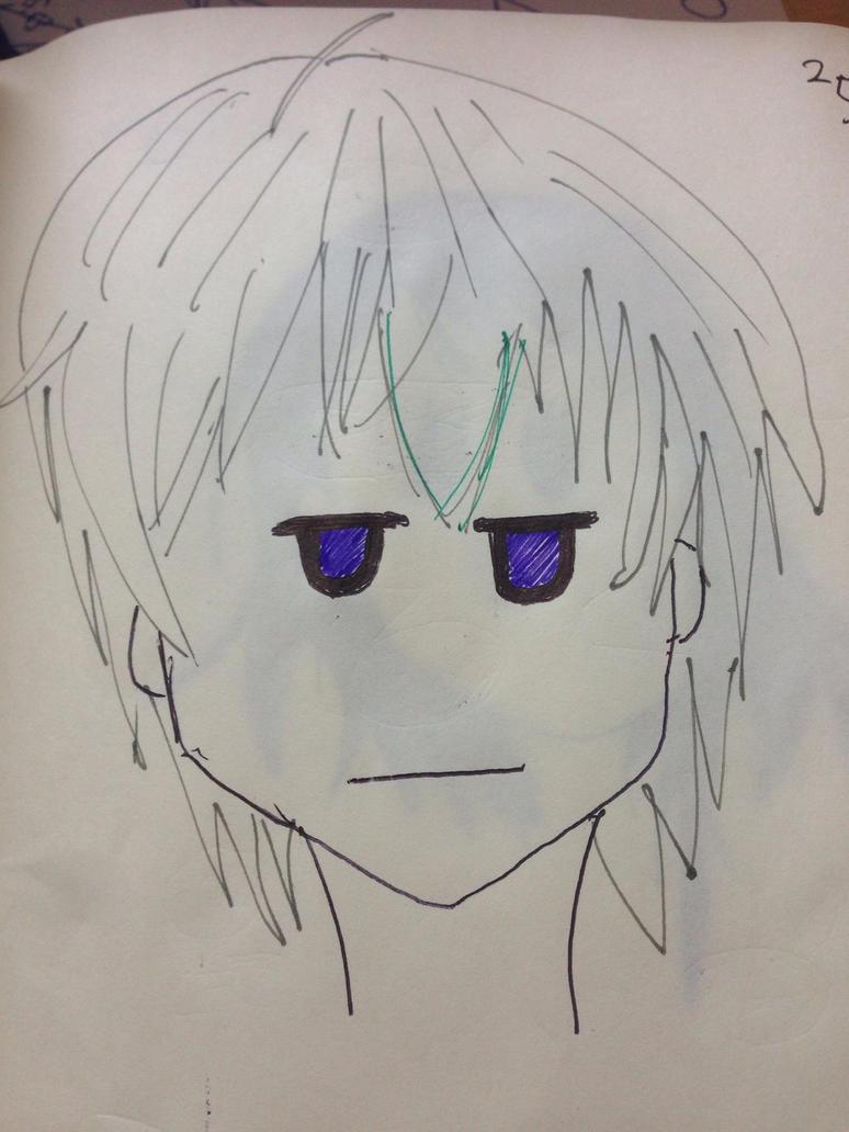 Ritsu Kawai by cobalt174