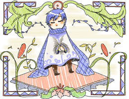 Crayola Kaito by wolfifi