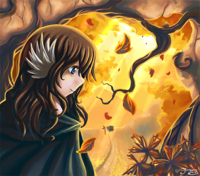 Fall... by Simsamy130