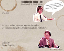 The Office by MollyMartin