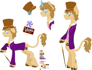 Willy Wonka Pony