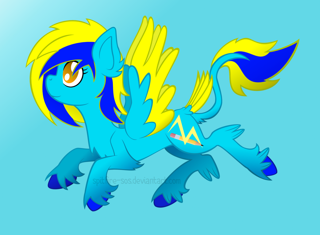 Fly Away Zap by Spitfire-SOS