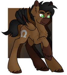 .:Commission:. Flying Hoof by Spitfire-SOS