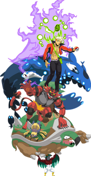 Kato Pokemon Team