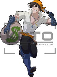 RPG Adopts Thief by Kato-Regama