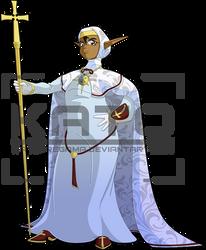 RPG Adopts White Mage by Kato-Regama
