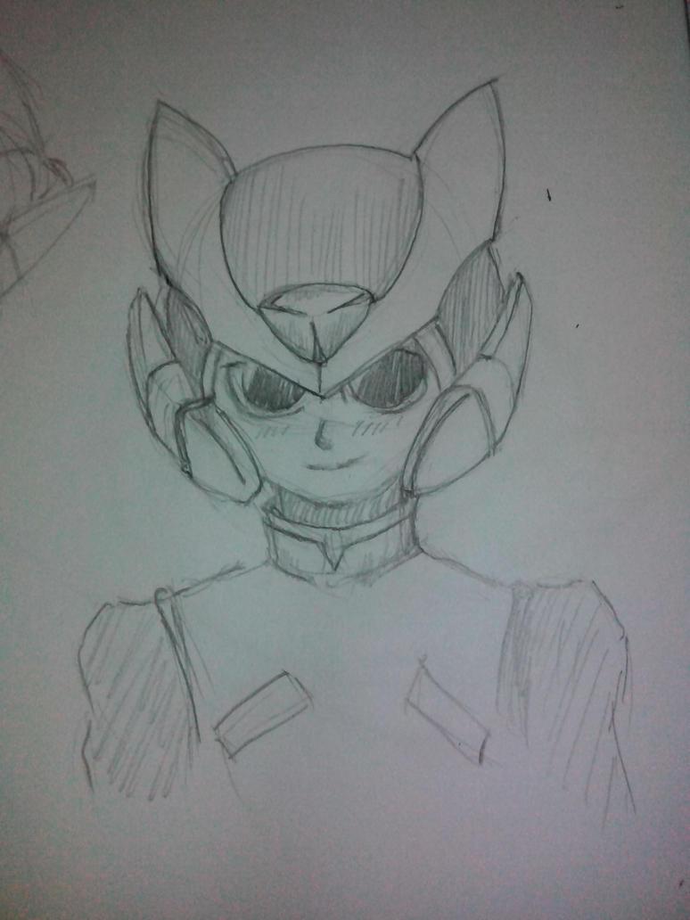 Megaman Zero by kuasa111