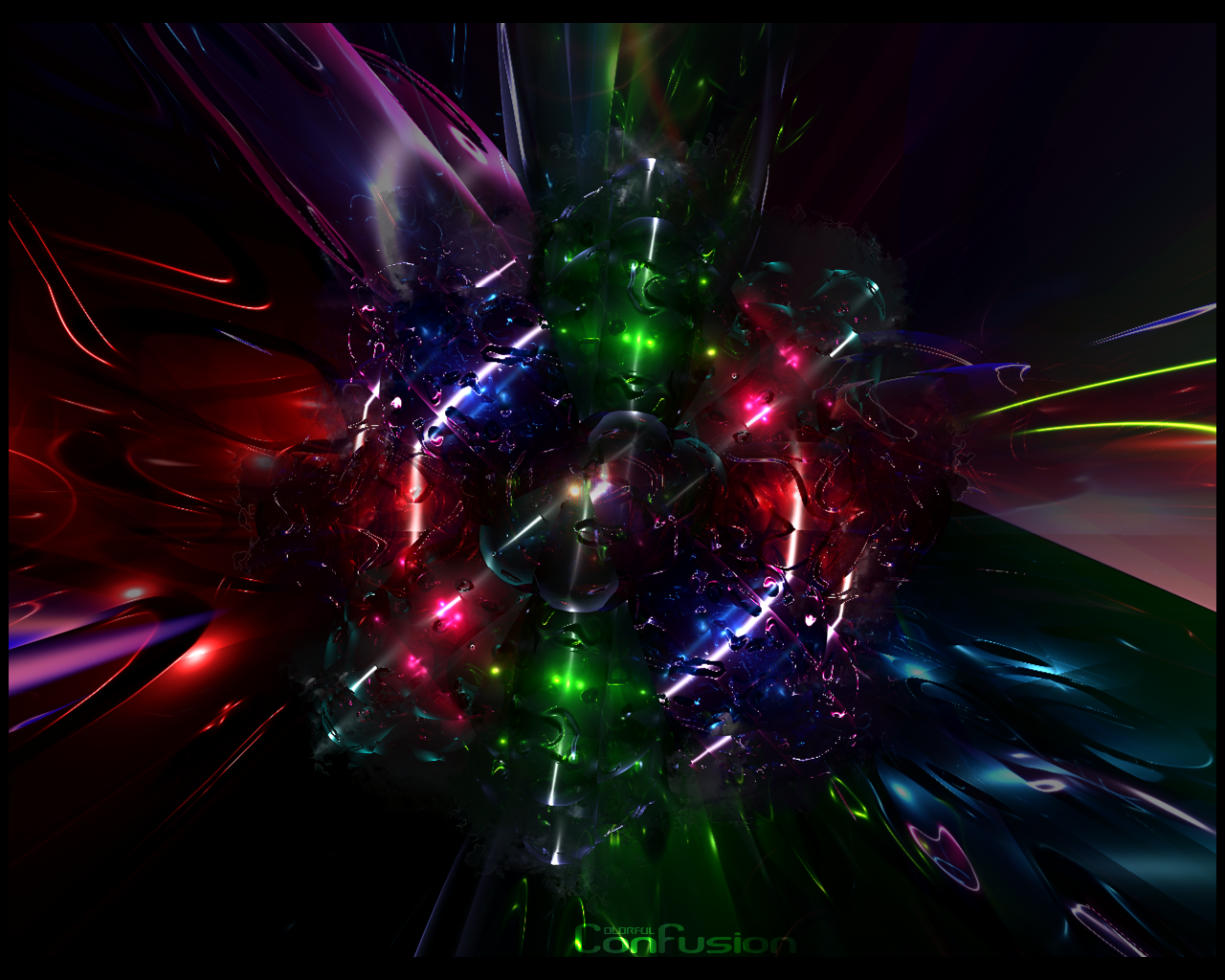 :Abstract: Colorful-Confusion by david-designs on DeviantArt