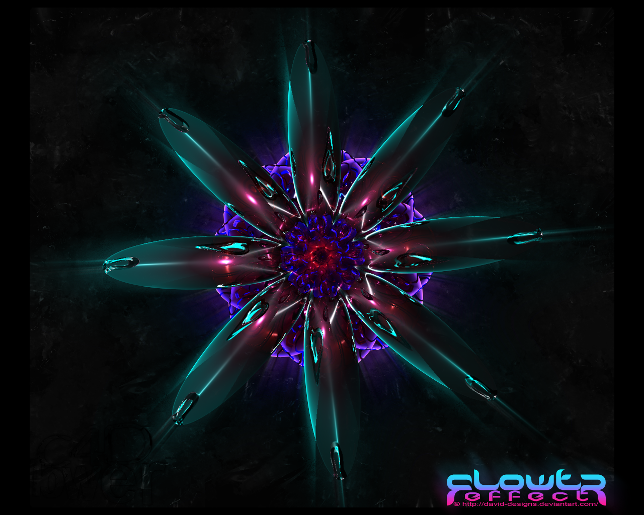 Flower C4D Effect by david-designs on DeviantArt
