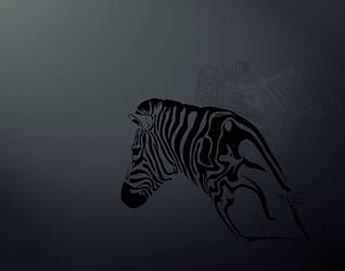 Zebra by david-designs