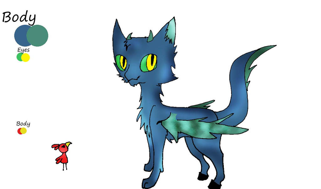 Zael and Oliver Color Scheme by I-WILL-EAT-U