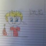 Happy Birthday Niall Horan! by Spring8015