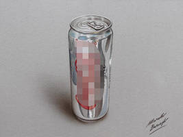 Can DRAWING by Marcello Barenghi