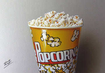 Drawing Popcorn