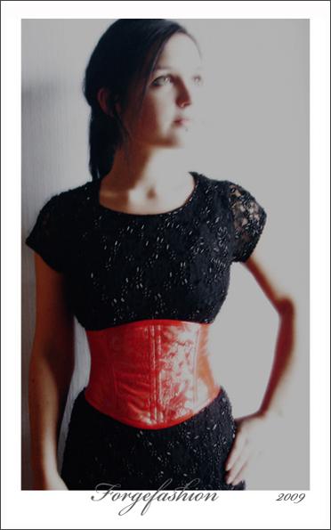 obi corset belt in pvc by trinitynavar on deviantart. Black Bedroom Furniture Sets. Home Design Ideas