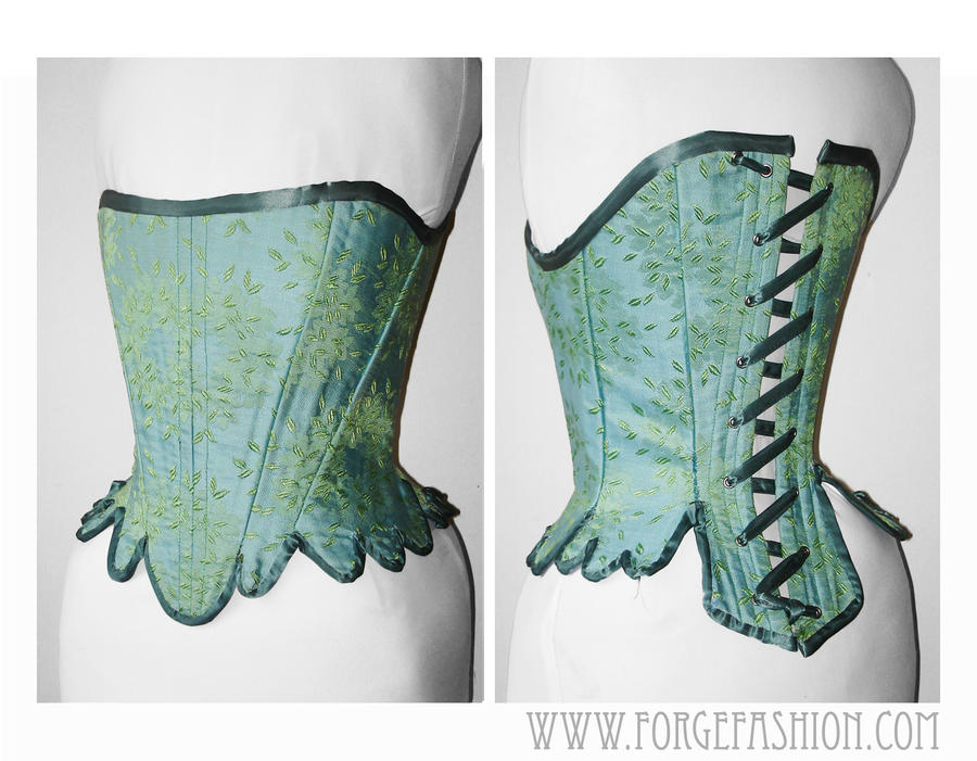 18th Century Corsetry by Trinitynavar