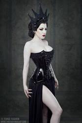 Threnody in Velvet for Forge Fashion