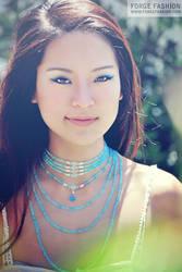 Aqua Avaca Dream Necklace