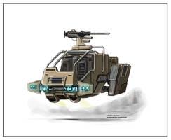 ATV by 152mm