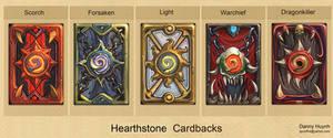 Hearthstone Cardbacks
