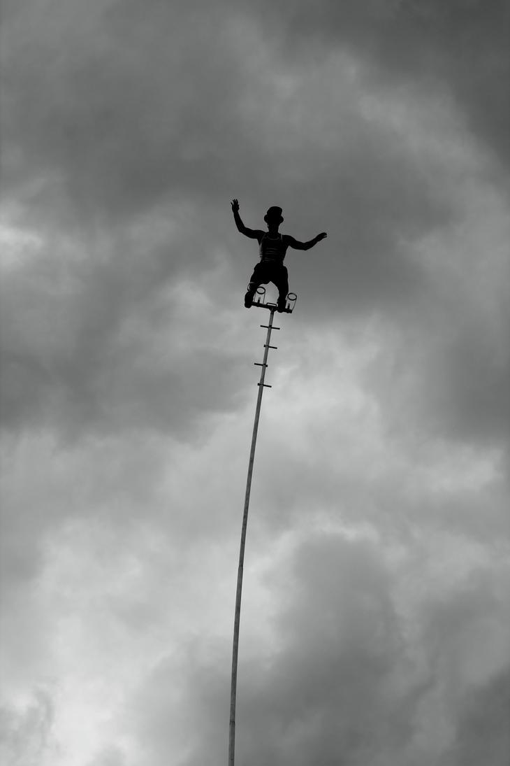 Sky High by MeGreedy