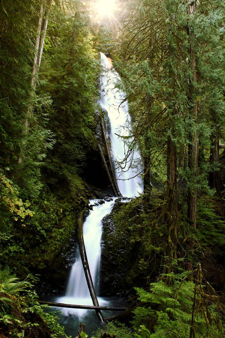 The REAL Murhut Falls