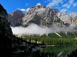 Mountains - Braies Lake