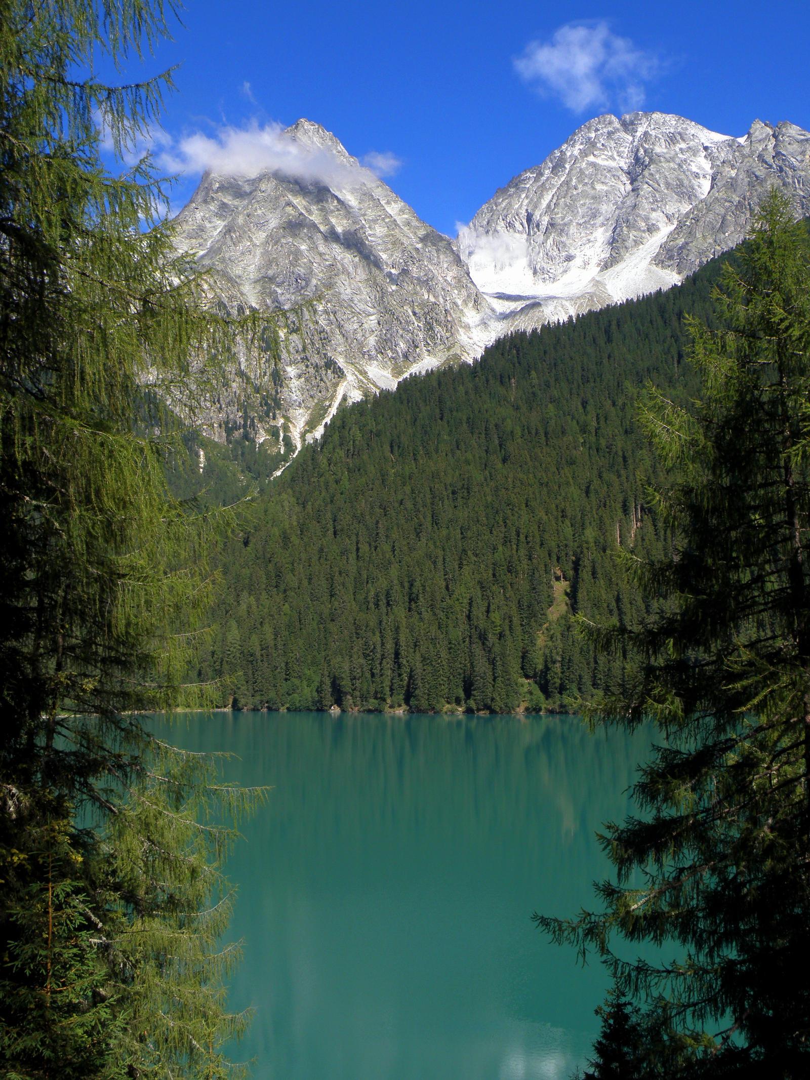 Lake - Lago di Anterselva by Sergiba