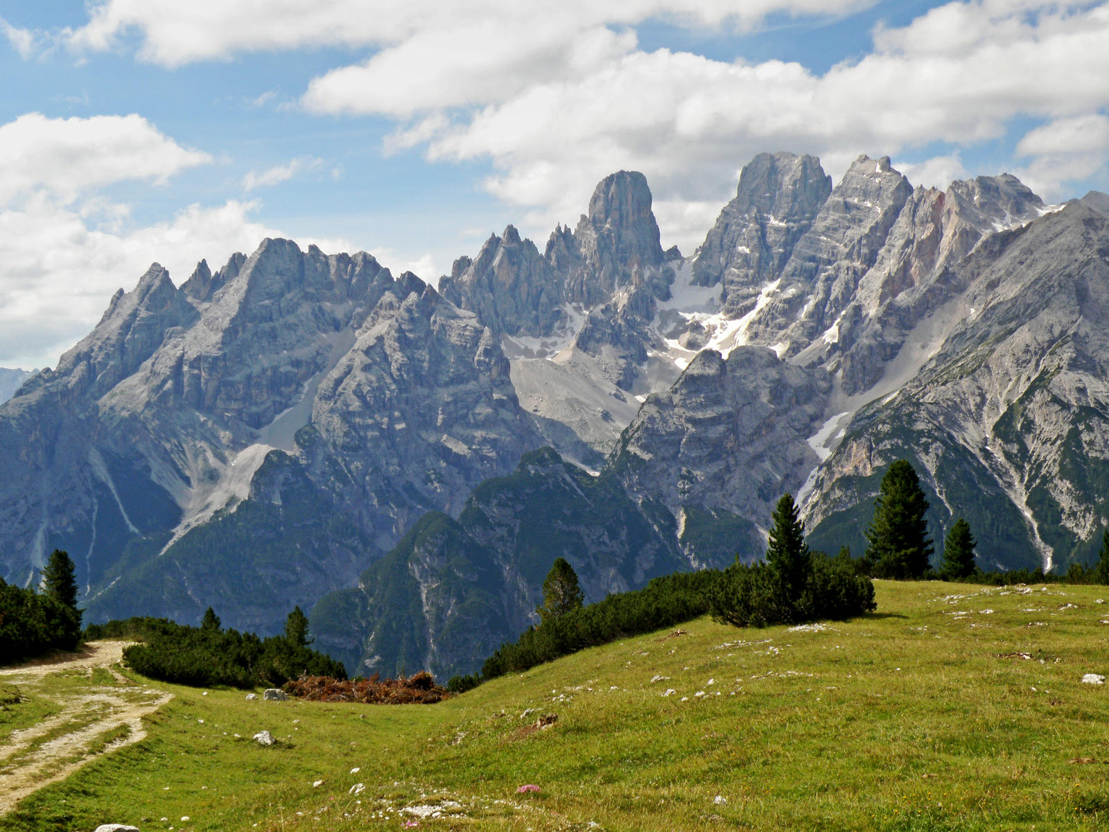 Mountains - Gruppo Cristallo by Sergiba