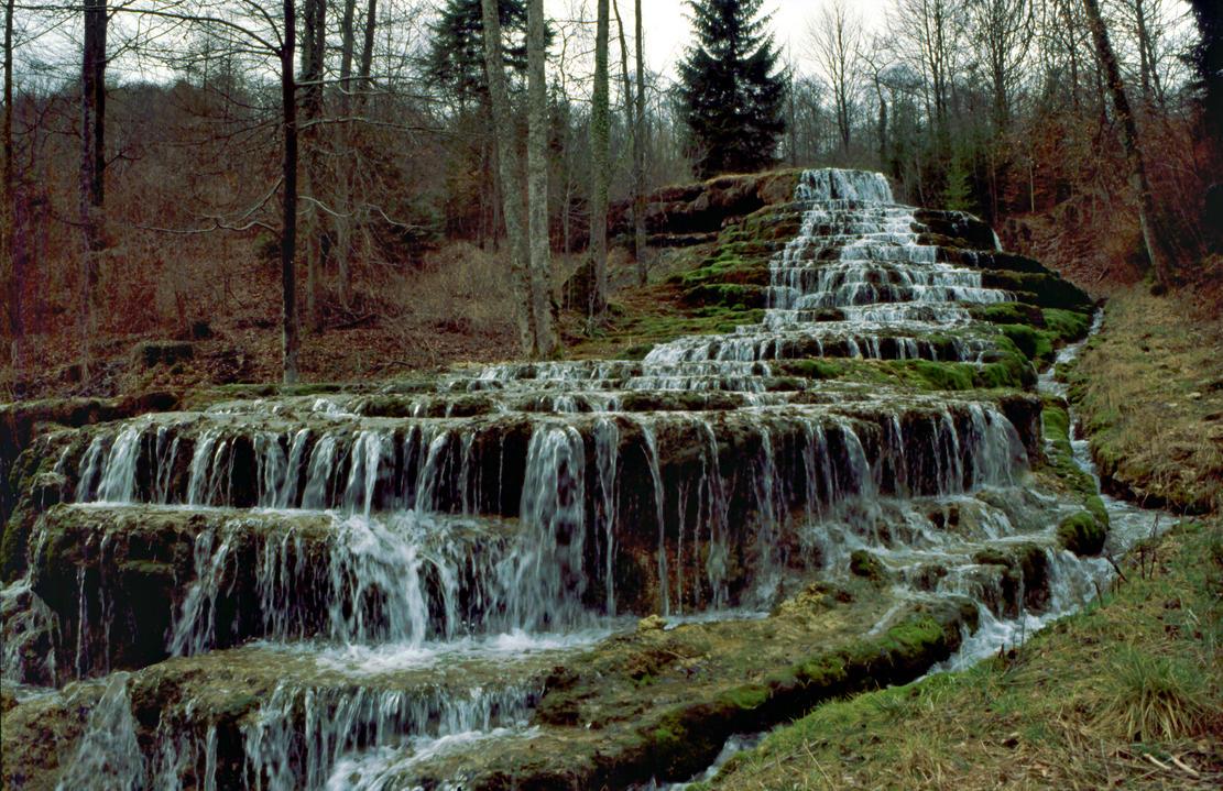 Cascade by Sergiba