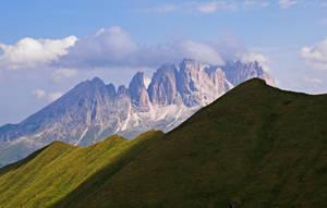 Rocks and slopes