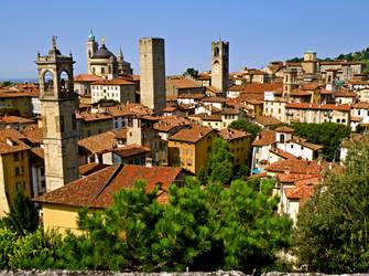 Bergamo by Sergiba
