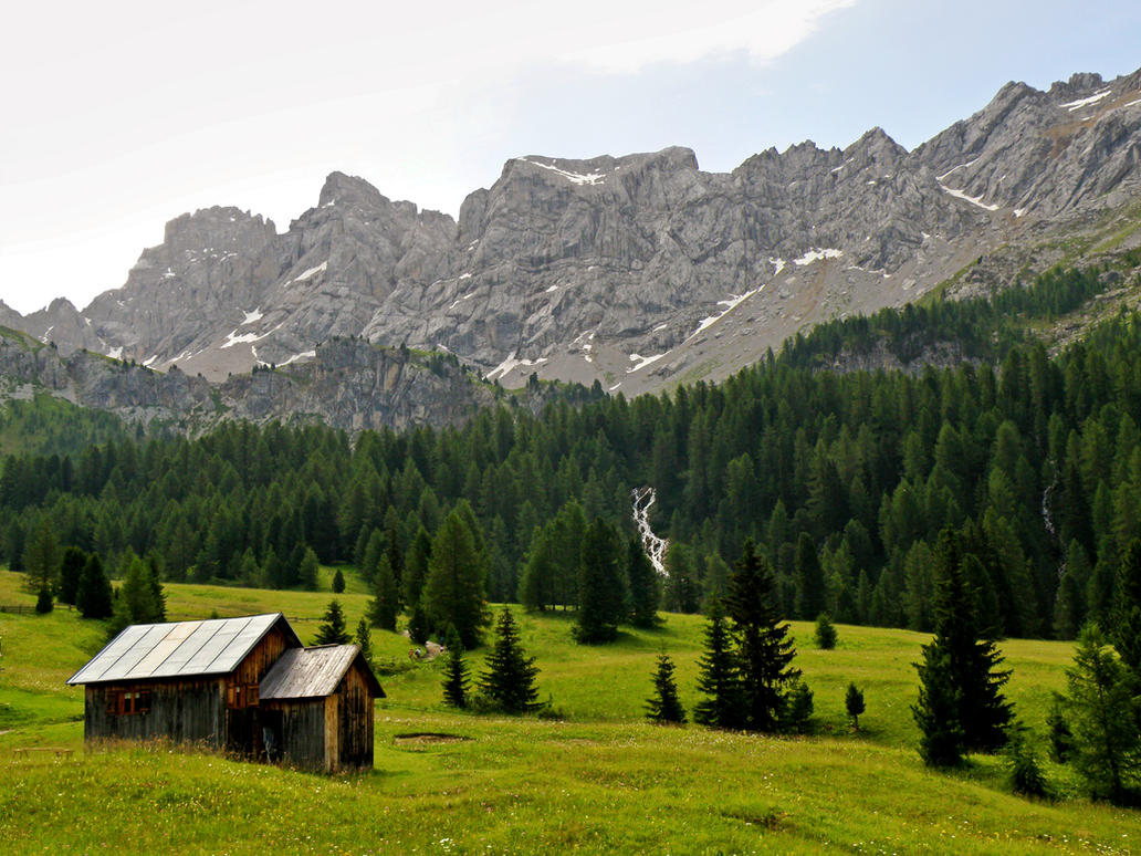 Val San Nicolo by Sergiba