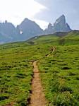 The walk by Sergiba