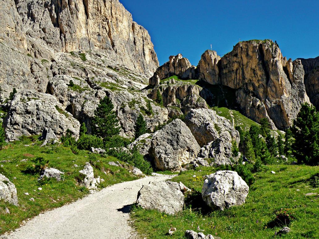 Trail to the Preuss by Sergiba