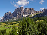 Climbing to the Pass Tre Croci by Sergiba