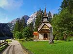 The chapel of lake