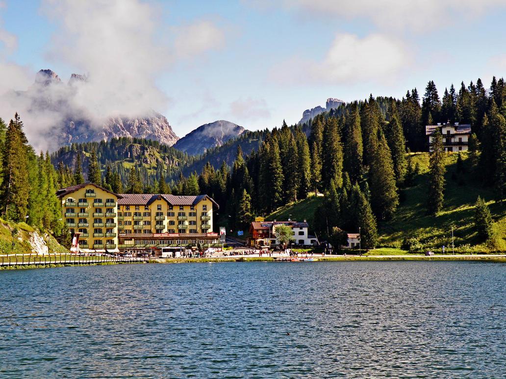 Grand Hotel Misurina Hohenmeter