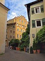 Corner by Sergiba