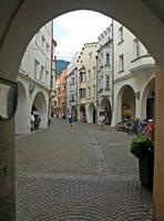 Old Brixen by Sergiba