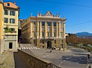 Palace Medolago Albani