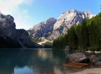The raft by Sergiba