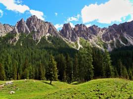 Ridge by Sergiba
