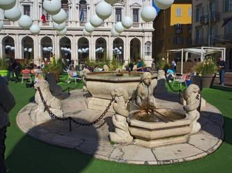 Fontana Contarini by Sergiba